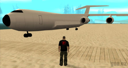 Как сделать самолёт в гта сан андреас 37