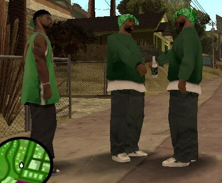 Gta Sa Big Gangster Mod >> Gta San Andreas Gangs | www.pixshark.com - Images Galleries With A Bite!