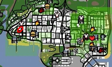 Clothes Victim - GTA SA / Grand Theft Auto: San Andreas - on Gta cz