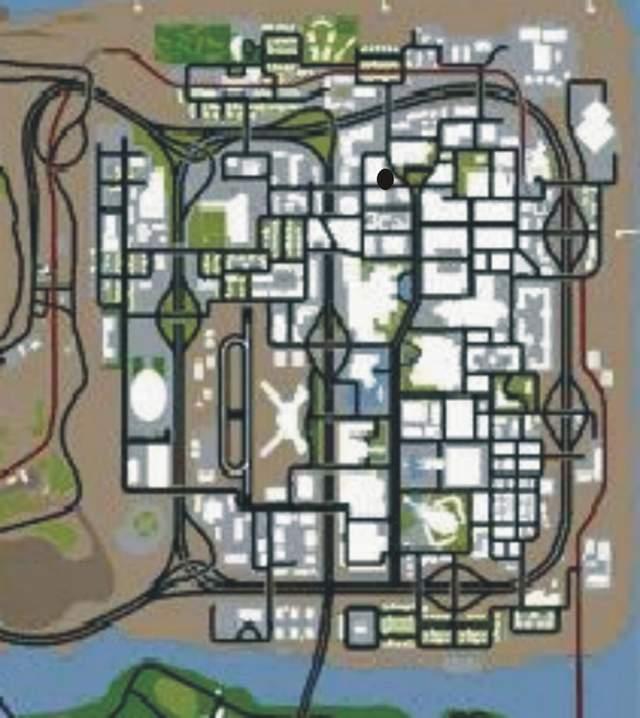 Shoes Shop Gta Map