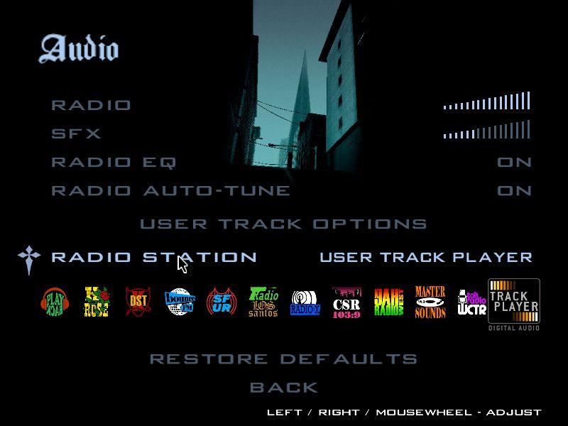 Gta San Andreas Radio Stations