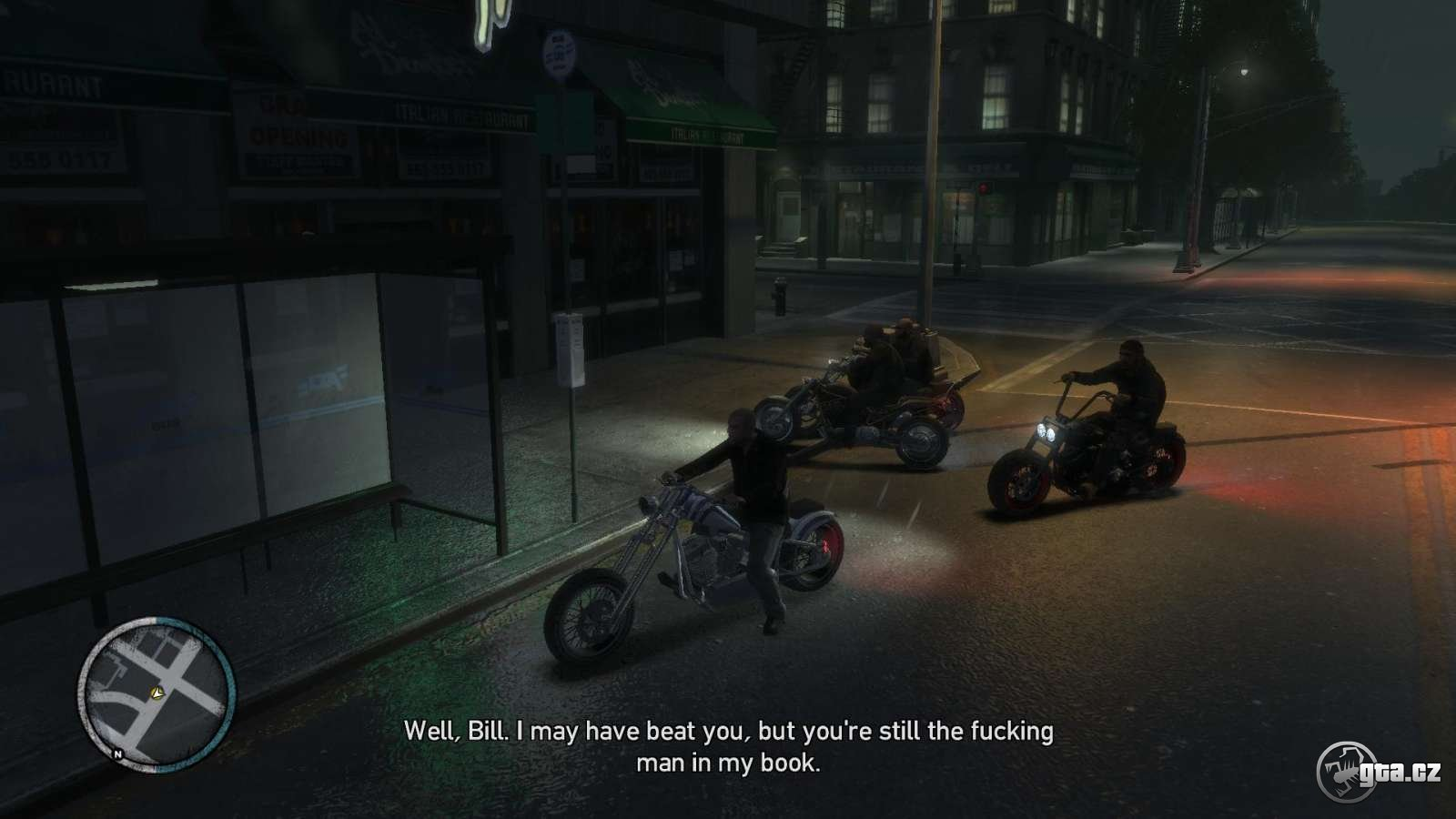 gta the lost and damned how to get friends maxed