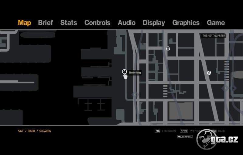 Minigames - GTA 4 / Grand Theft Auto IV - on Gta cz