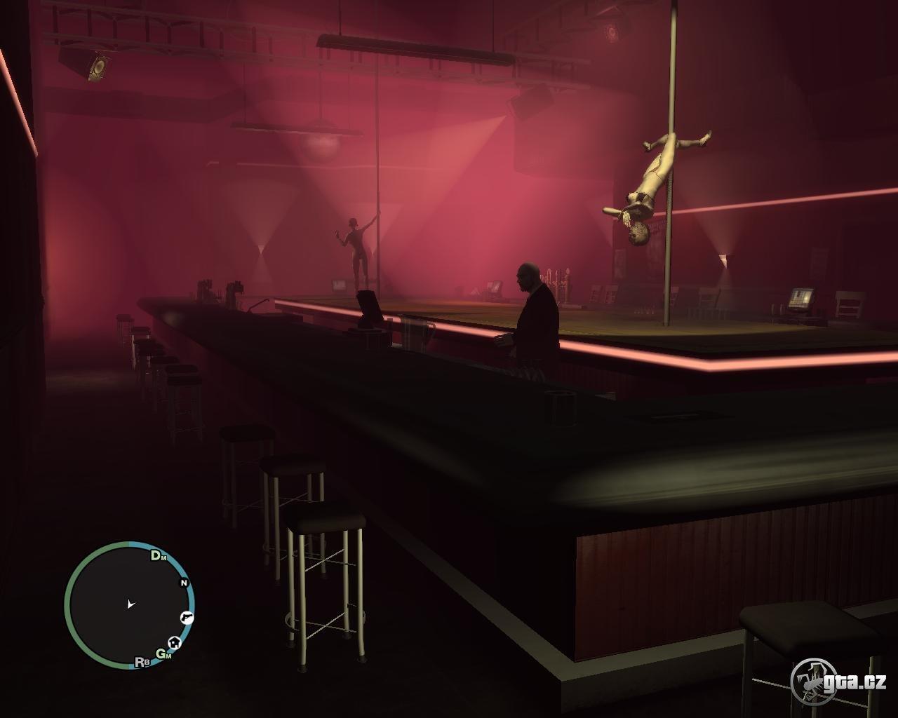 Strip Clubs - GTA 4 / Grand Theft Auto IV - on Gta.cz