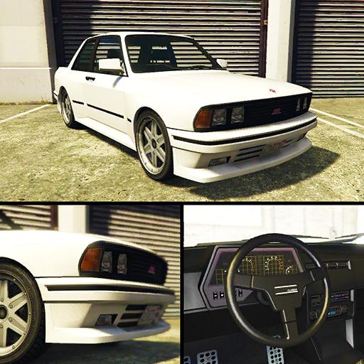 Klasikou inspirovanou ikonickým BMW e30 M3. No a už ho tu máme! Za 650 000   jej najdete u Southern San Andreas Super Autos. No není tohle coupé super  50e0534674d