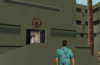 Parking Helicopter On Offic Building Gta