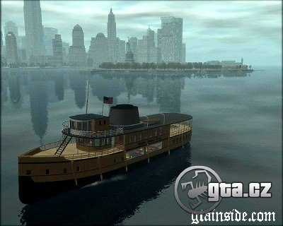 Two GREAT Looking Ships - GTA 4 / Grand Theft Auto IV - on ...