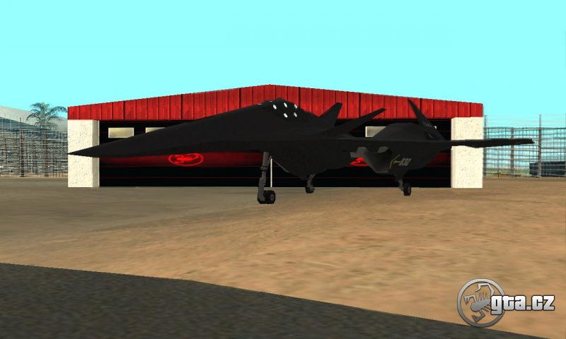 Plane from game Ace Combat