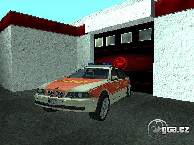 Download Models of cars - ambulance - GTA SA / Grand Theft Auto: San