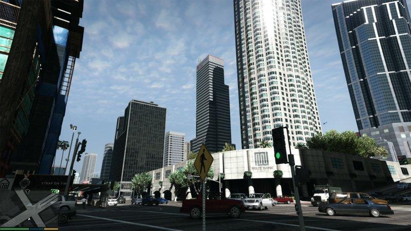 Download GTA 5 Cinematic Graphics v1 4 - GTA V / Grand Theft Auto 5