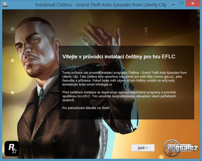 Najnovšia verzia češtiny pre EFLC