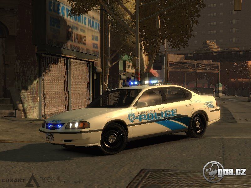Download GTA 4 - Models of Cars - Police Cars - GTA 4 / Grand Theft
