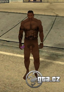 Something is. Gta san nude naked there