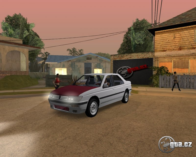 Download Models of cars - Peugeot - GTA SA / Grand Theft