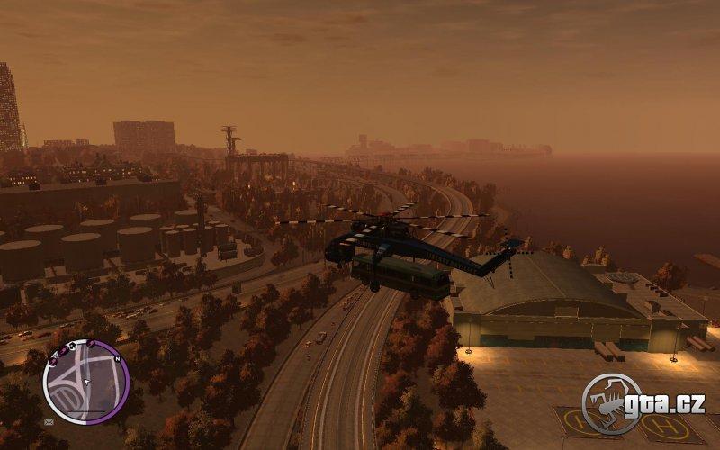 S vrtulníkom SkyLift môžete zachytiť hociaké vozidlo