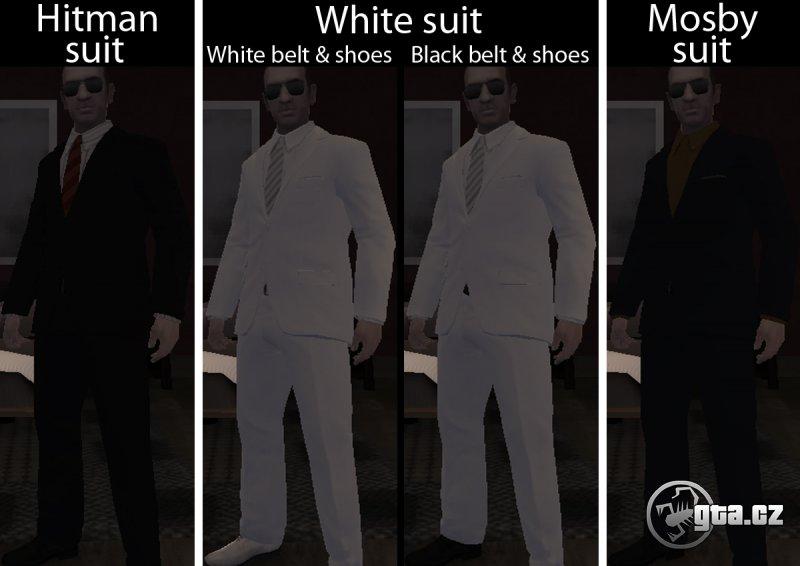 Download GTA 4 - Skins - Clothes - GTA 4 / Grand Theft Auto