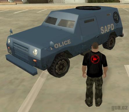 GTA SA / Grand Theft Auto: San Andreas - on Gta.cz