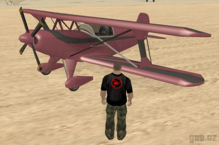 free planes for gta san andreas