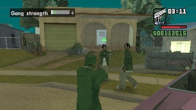 Gangs - GTA SA / Grand Theft Auto: San Andreas - on Gta cz