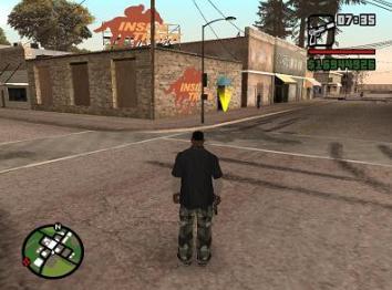 Hints and Tips - GTA SA / Grand Theft Auto: San Andreas - on