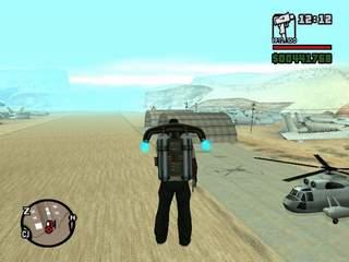 Flying - GTA SA / Grand Theft Auto: San Andreas - on Gta cz