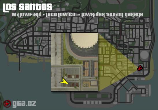 Lowriders - GTA SA / Grand Theft Auto: San Andreas - on Gta cz