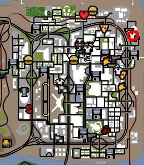 Clothes Prolaps - GTA SA / Grand Theft Auto: San Andreas - on Gta cz