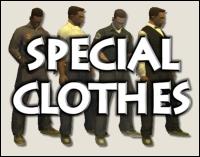 Clothes Special Suits - GTA SA / Grand Theft Auto: San