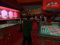 How to win roulette in gta sa
