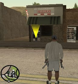 Haircuts - GTA SA / Grand Theft Auto: San Andreas - on Gta cz