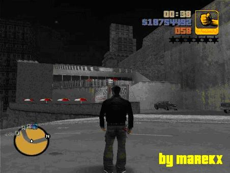 gta3 unique jumps. is one from GTA III and on