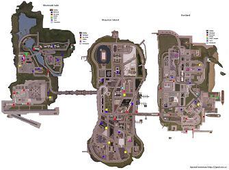 Reference to GTA 3 - GTA SA / Grand Theft Auto: San Andreas - on Gta cz