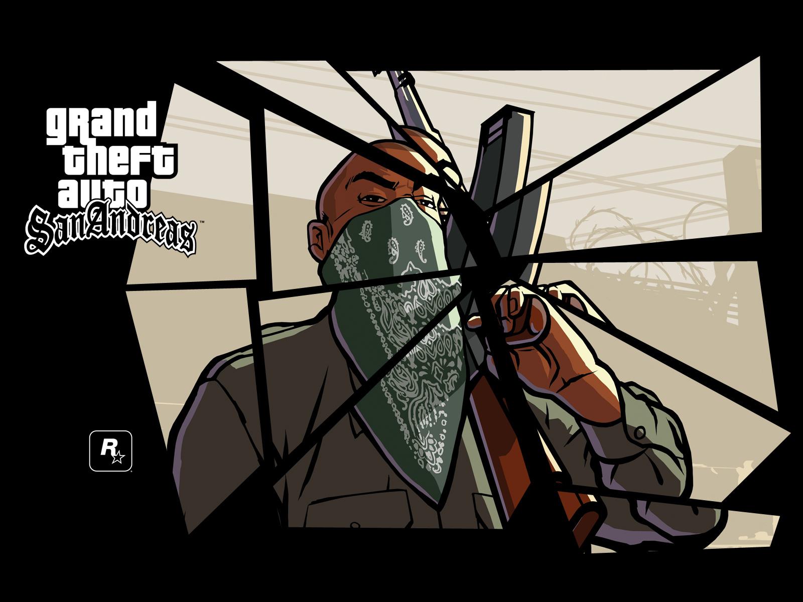 GTA SA / Grand Theft Auto: San Andreas