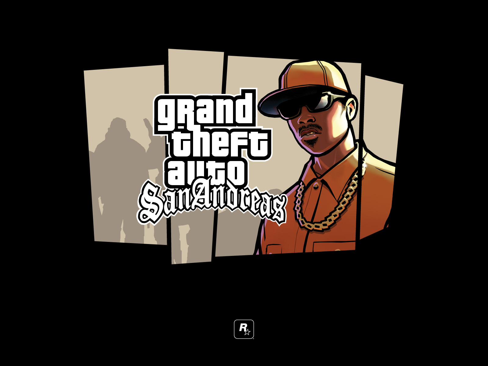 GTA SA / Grand Theft Auto: San Andreas - Official wallpaper - on GTA.