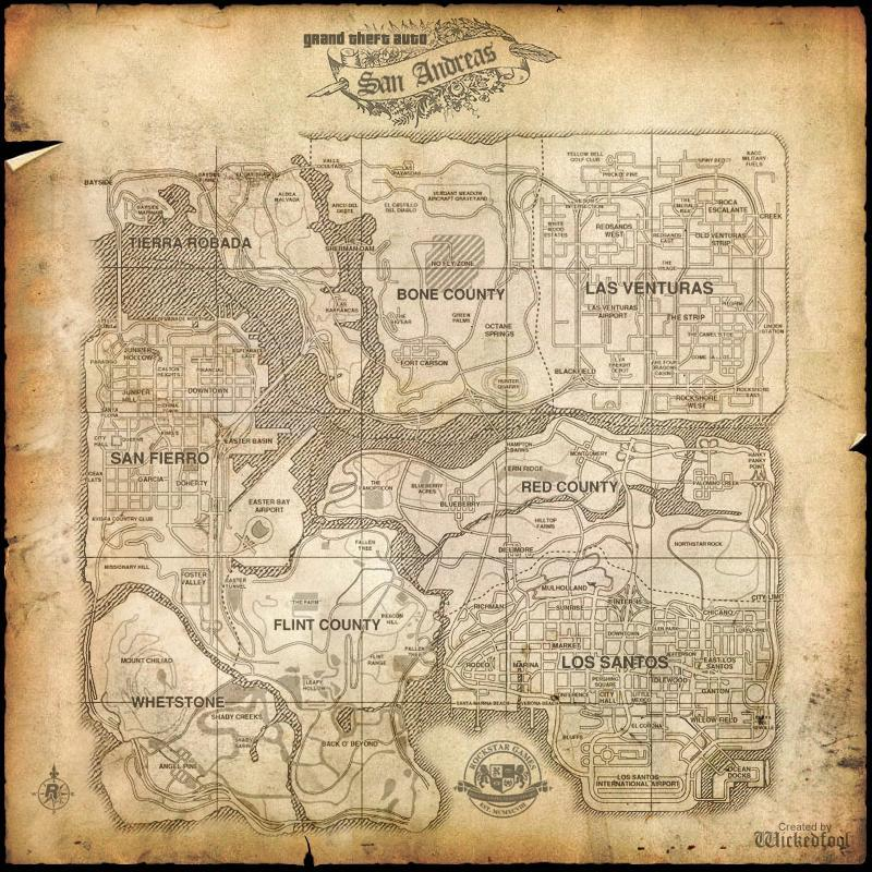 Maps - GTA SA / Grand Theft Auto: San Andreas - on Gta.cz San Andreas Map on west coast fault line map, doom map, san andres map, gta 3 map, gta 4 map, san miguel map, gta 5 grove street map, andreas fault map, gta 1 map, san gorgonio map, liberty city map, saints row map, gta v map, vice city map, grand theft auto iv map, city of san antonio map, the golden compass map, gta 2 map, san lorenzo valley map, calaveras county map,