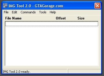 Adding cars by IMG Tools - GTA SA / Grand Theft Auto: San Andreas