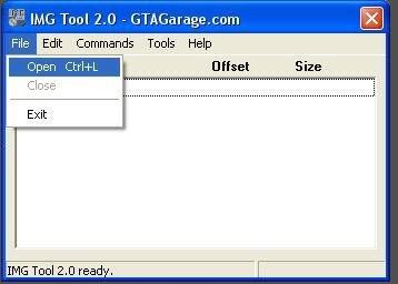 Adding cars by IMG Tools - GTA SA / Grand Theft Auto: San Andreas