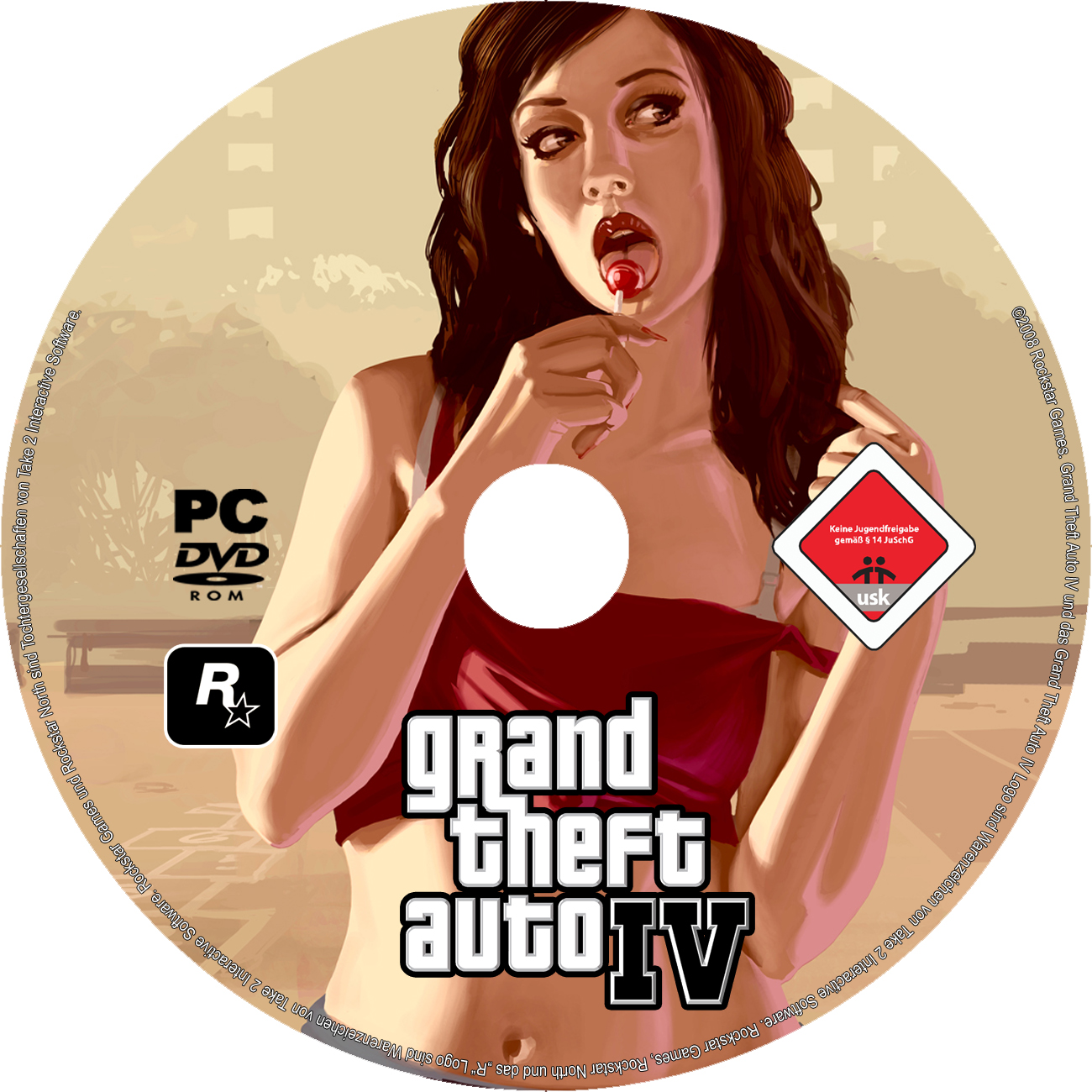 Gta IV Super Highly Compressed I 13.61 MB