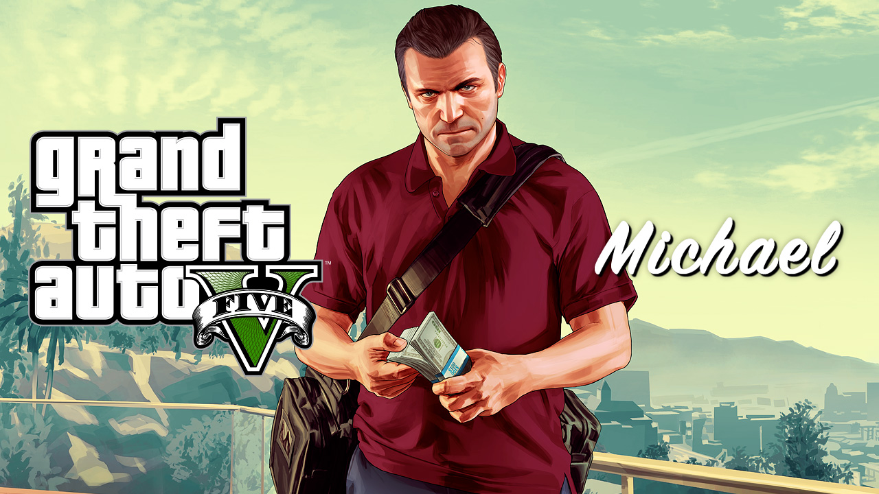 Michael, Franklin, Trevor Wallpapers - GTA V / Grand Theft ...