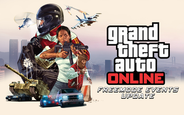 play gta 5 online free ps4
