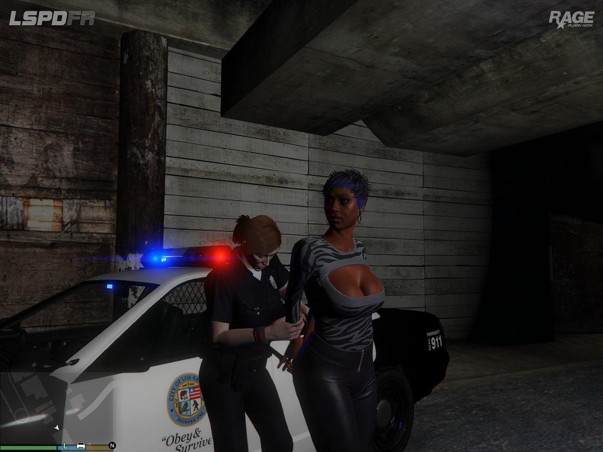 LSPD First Response v nové verzi - GTA V / Grand Theft Auto