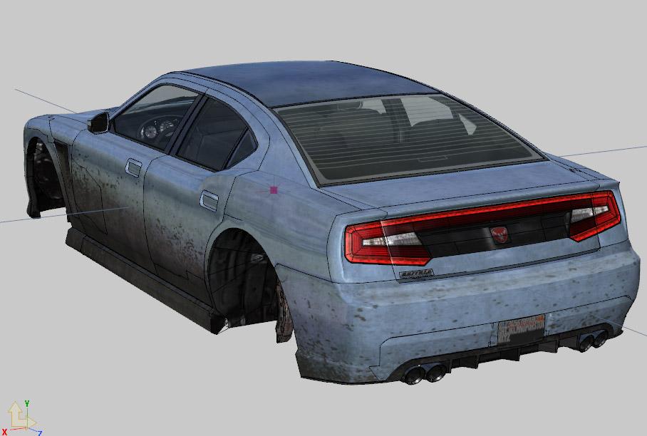 Modely aut do GTA V budou brzy realitou - GTA V / Grand Theft Auto 5
