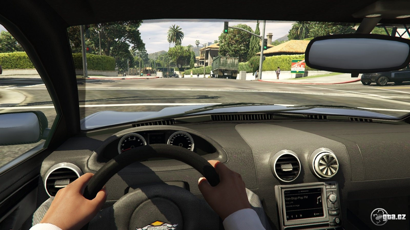 gta 5 pc first person field of view