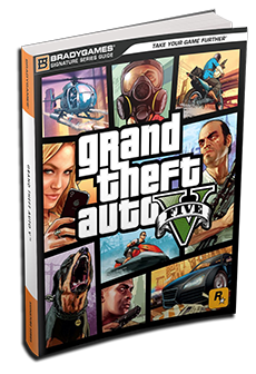 GTA V Signature Series Guide GTA V Limited Edition Strategy Guide f733adfdd2c