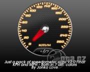 Nový tachometer