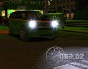 Zmení svetlá aut v hre