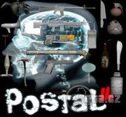 Contains 25 weapons from Postal III