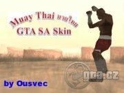 Táto modifikácia pridáva do hry skin CJa v štýle bojovníka thajského boxu