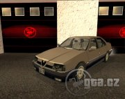 Alfa Romeo 164 (1987) ver.1.0 tento model auta vás vrátí do roku 1997 kdy se toto auto se skvělými jízdnímy vlastnostmi vyrábělo.