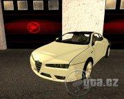 Alfa Romeo Brera je pěkně vymodelovaná a je jistě nejlepší volbou mezi vozy Alfa Romeo. Nahrazuje cheetah.